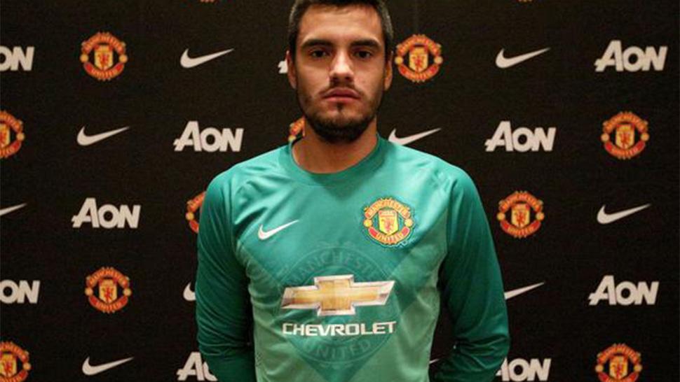 Romero ya es jugador del Man.Untied