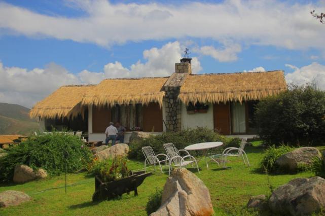 La belleza construida la gaceta tucum n - Casas en el valles occidental ...