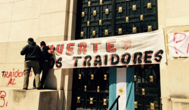 Volvió Montoneros? Impactante amenaza a jueces en Tucumán