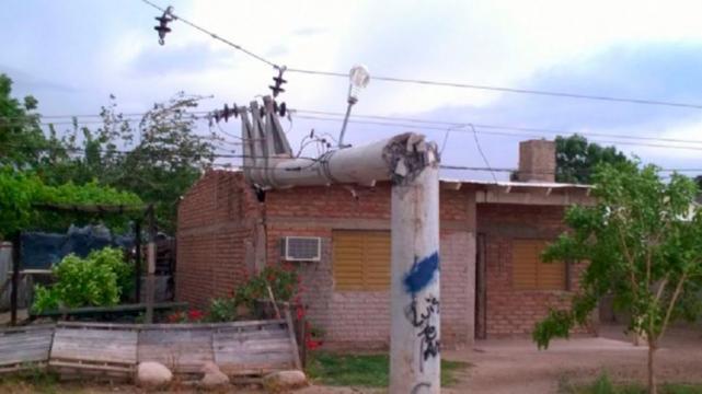 Catamarca y Córdoba fueron afectadas por fuerte temporal: hay un muerto