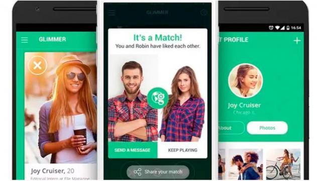match.se app
